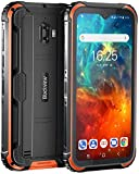 Movil Resistente 4G, Blackview BV5900 Telefono Movil Antigolpes(2020), Batería 5580mAh, 5.7 Pulgadas HD+, 32GB+ 3GB, IP68 Impermeable Smartphone, 13MP+5MP, Android 9.0, Dual SIM/GPS/NFC/Face ID